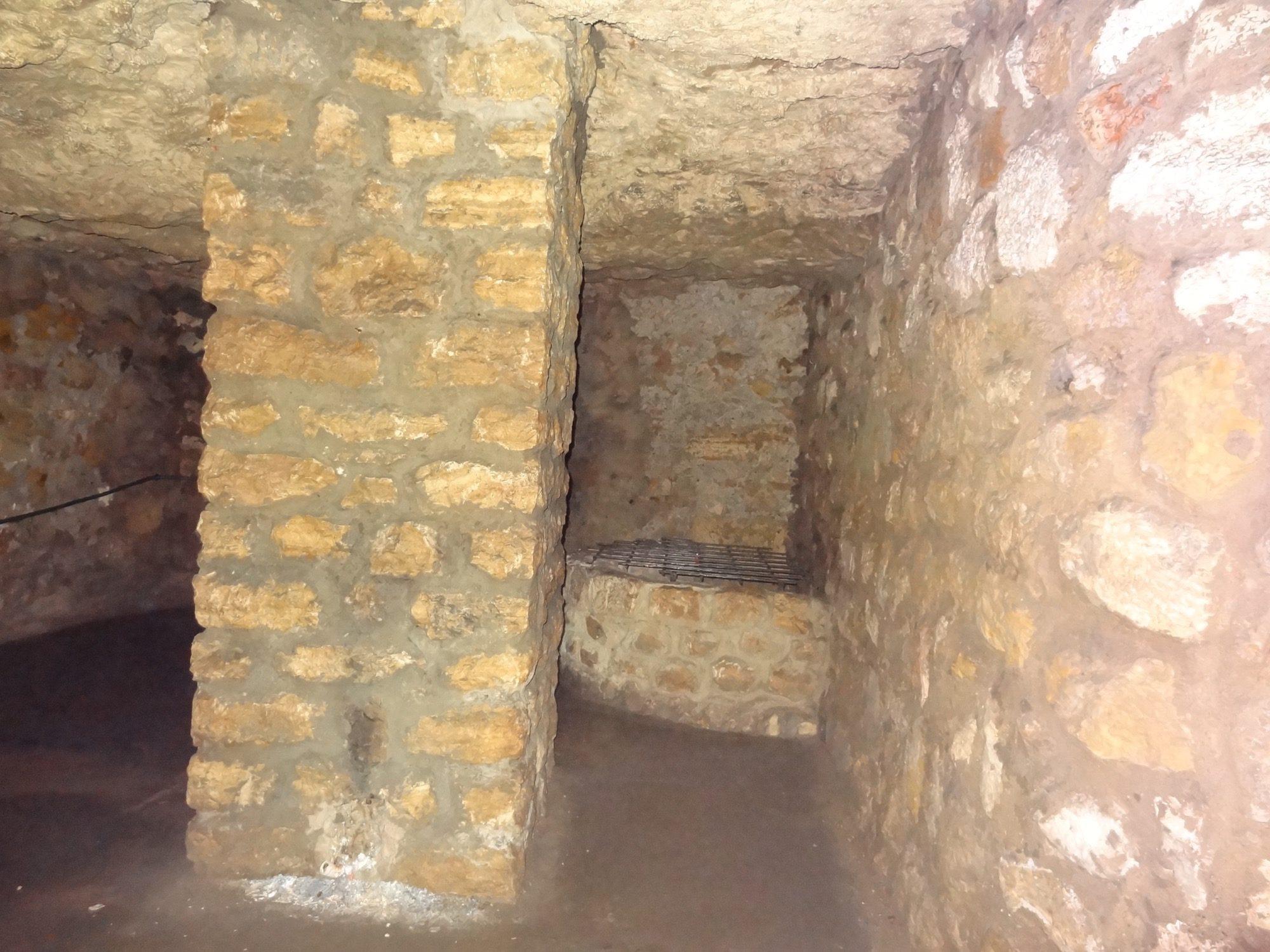 Buda Castle District Labirintus