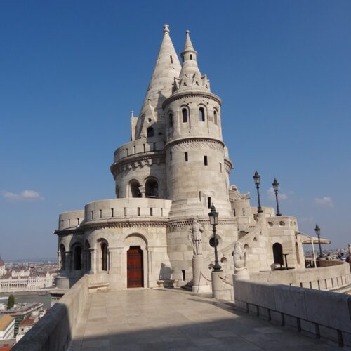 Fishermens Bastion