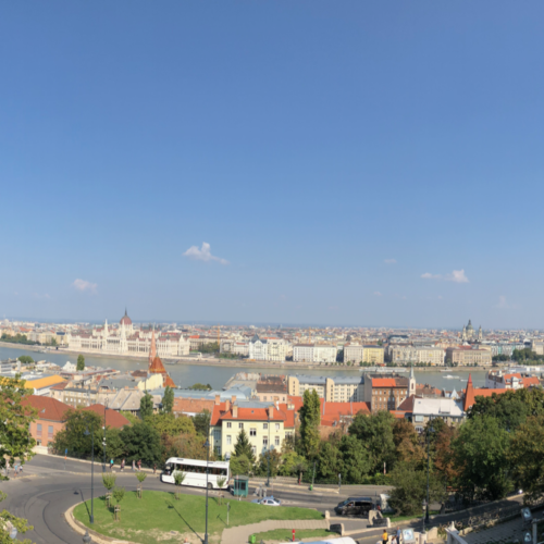 Fishermans Bastion Panorama