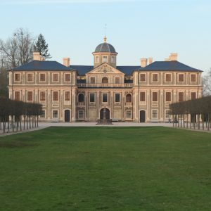 Backside of Rastatt Palace Favorite