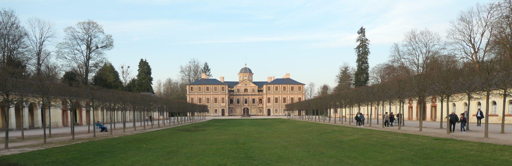 Rastatt Palace Favorite Banner