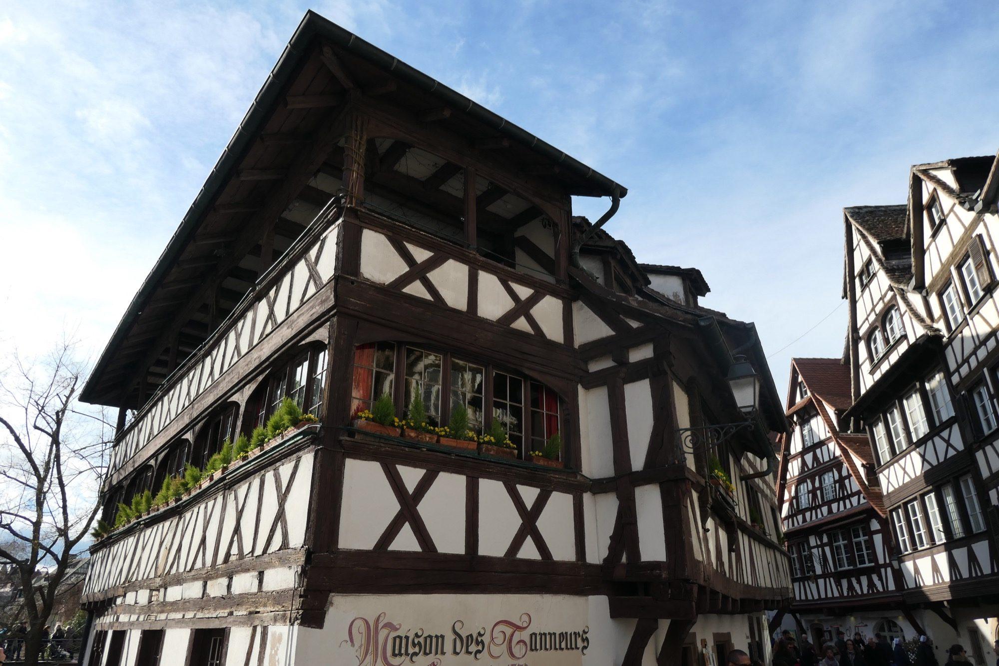 Maison des Tanneurs.