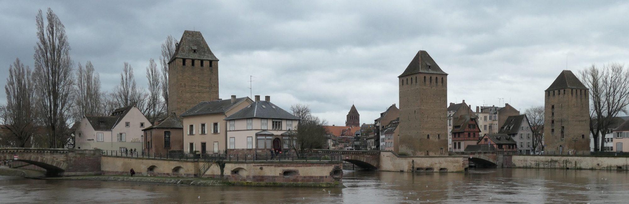 Strasbourg Banner
