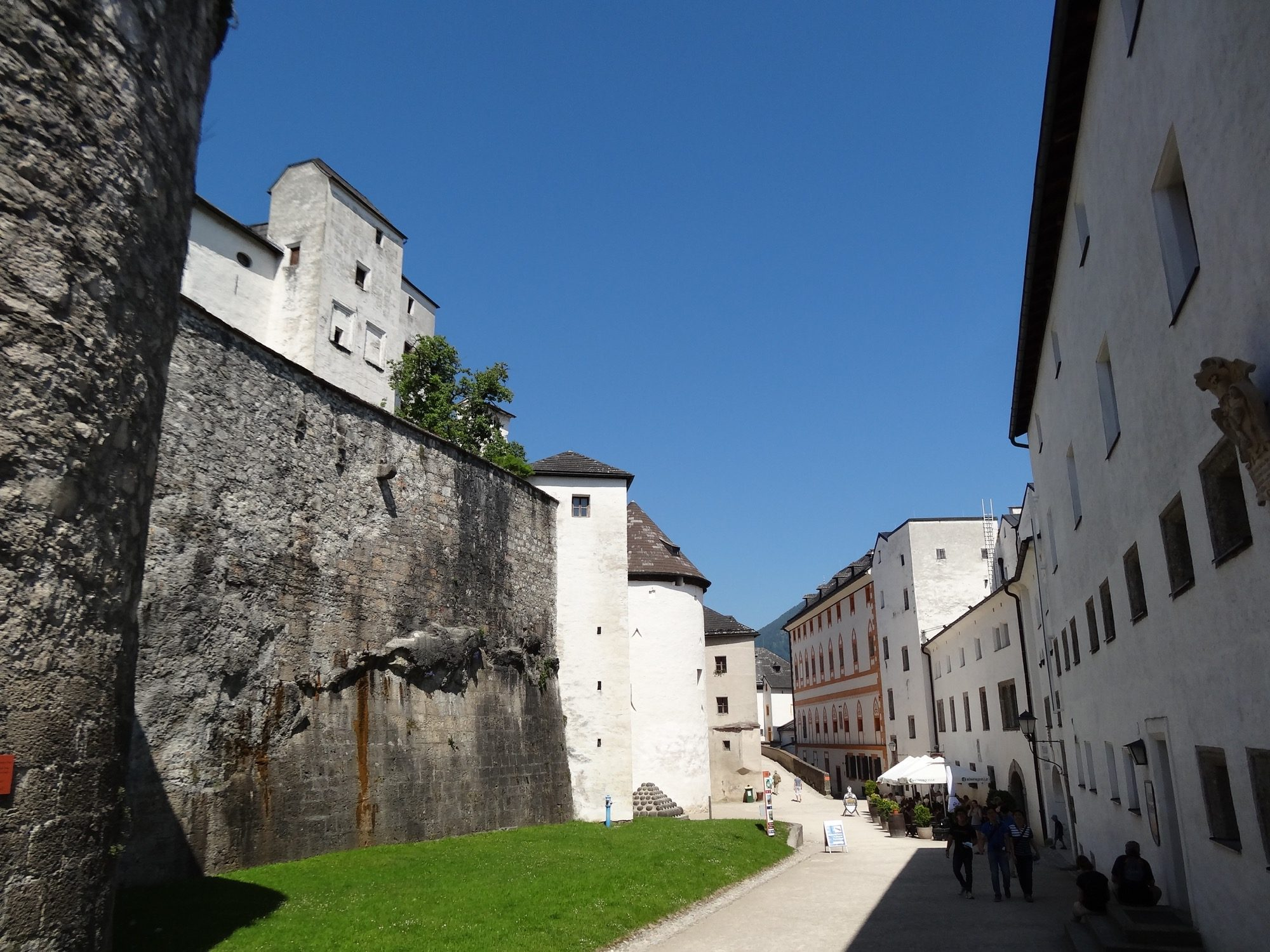Inside Hohensalzburg