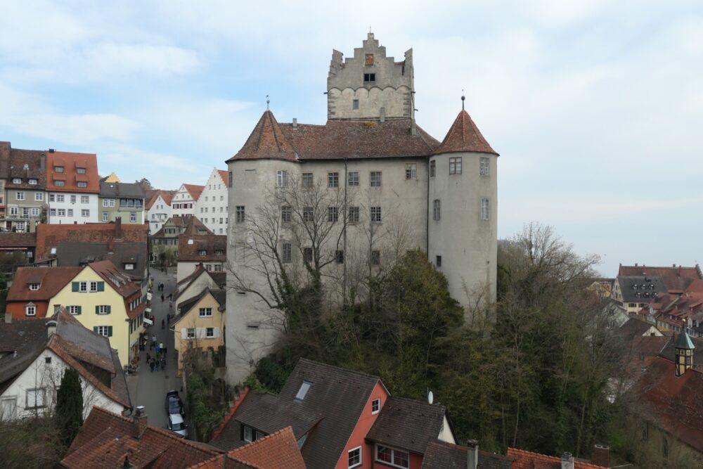 Meersburg Castle Dagobert Tower