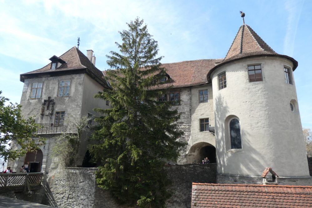 Meersburg Castle Entrance