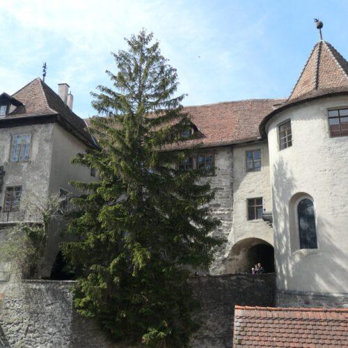 Meersburg Castle Entrance