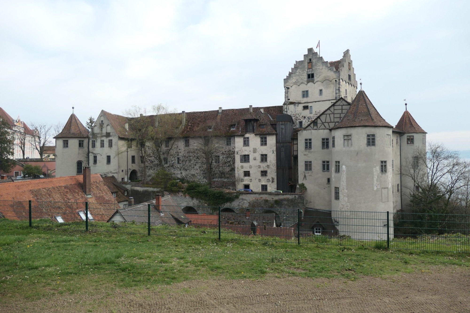 Meersburg Castle Moat