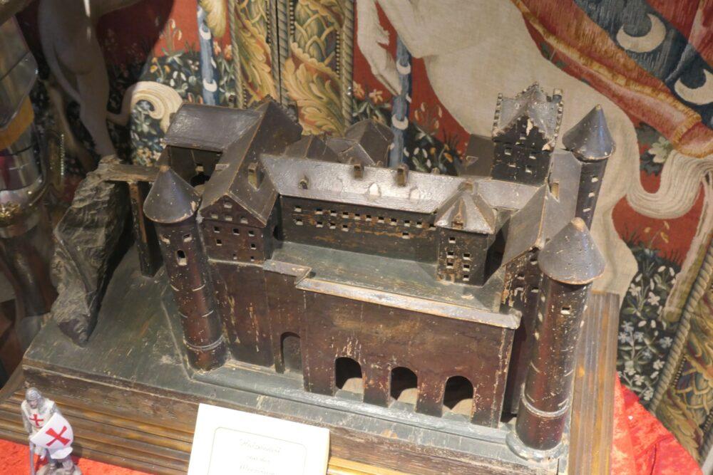 Meersburg Castle Model