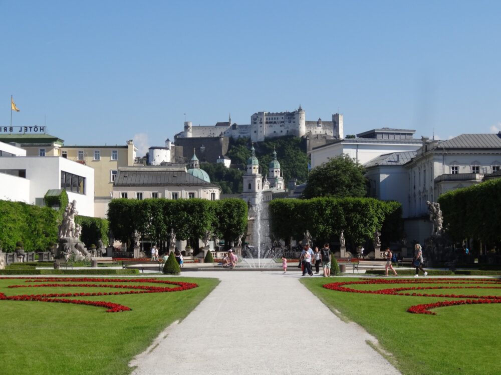 Salzburg - The sound of music...