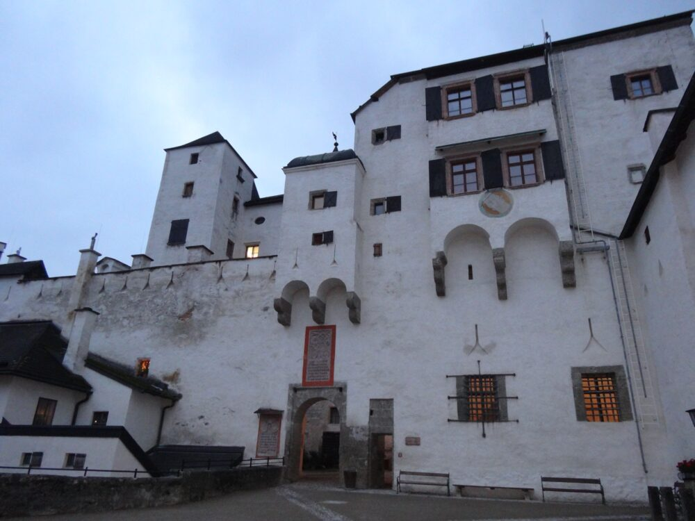 Medieval Castle Architecture