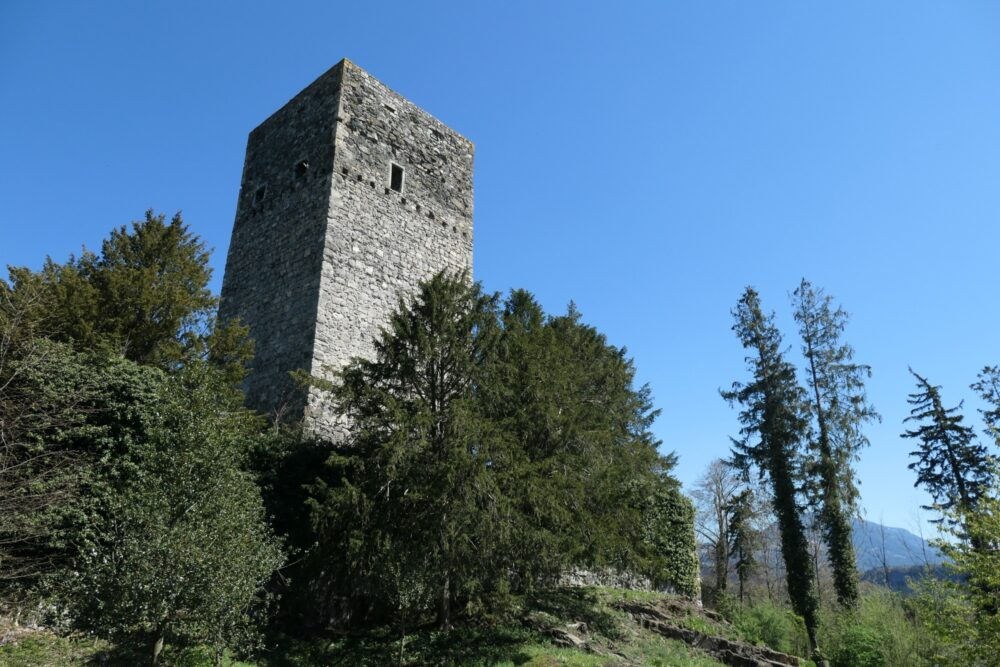 Keep of Tosters Castle