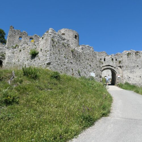 Main Gate of Ehrenberg Castle