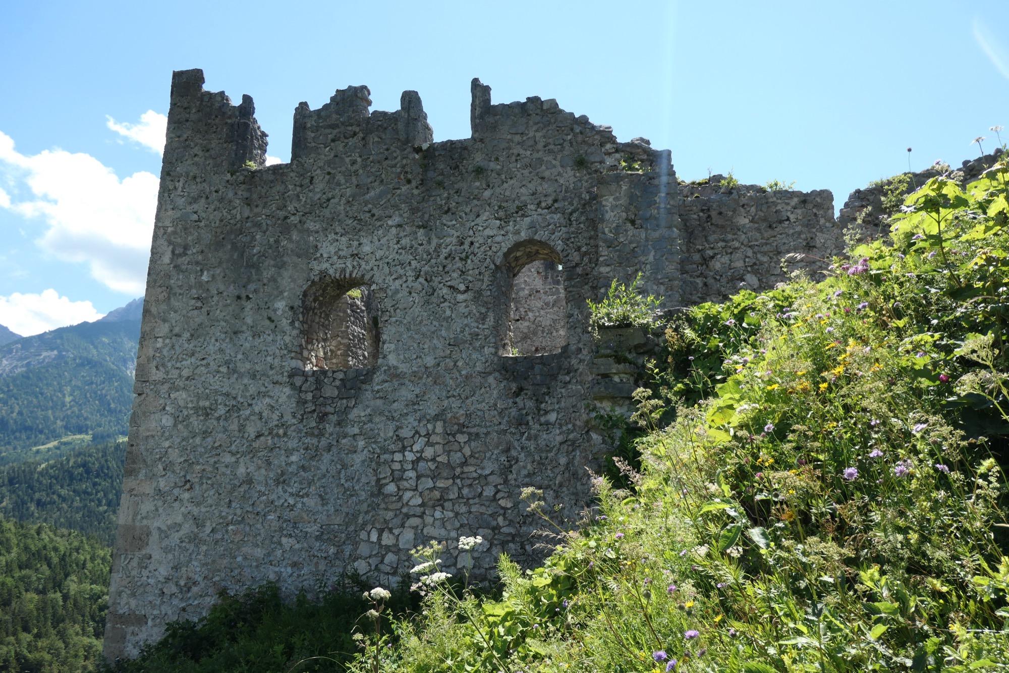 Keep of Ehrenberg Castle