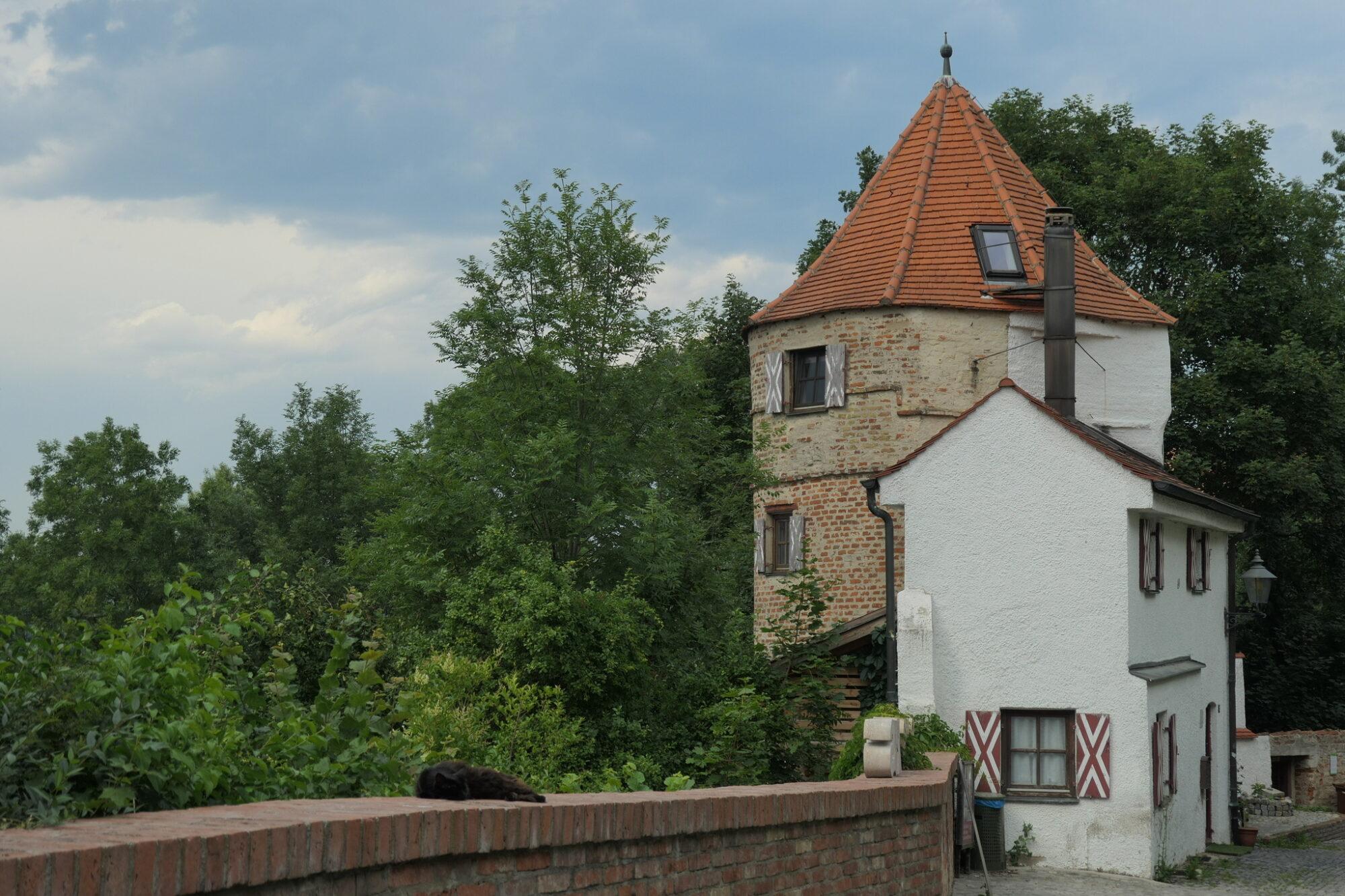 Folterturm (Torture Tower) in Friedberg