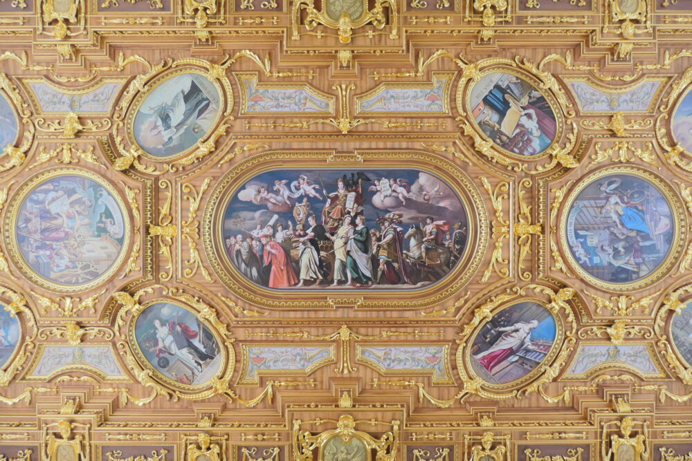 Golden Hall in Augsburg