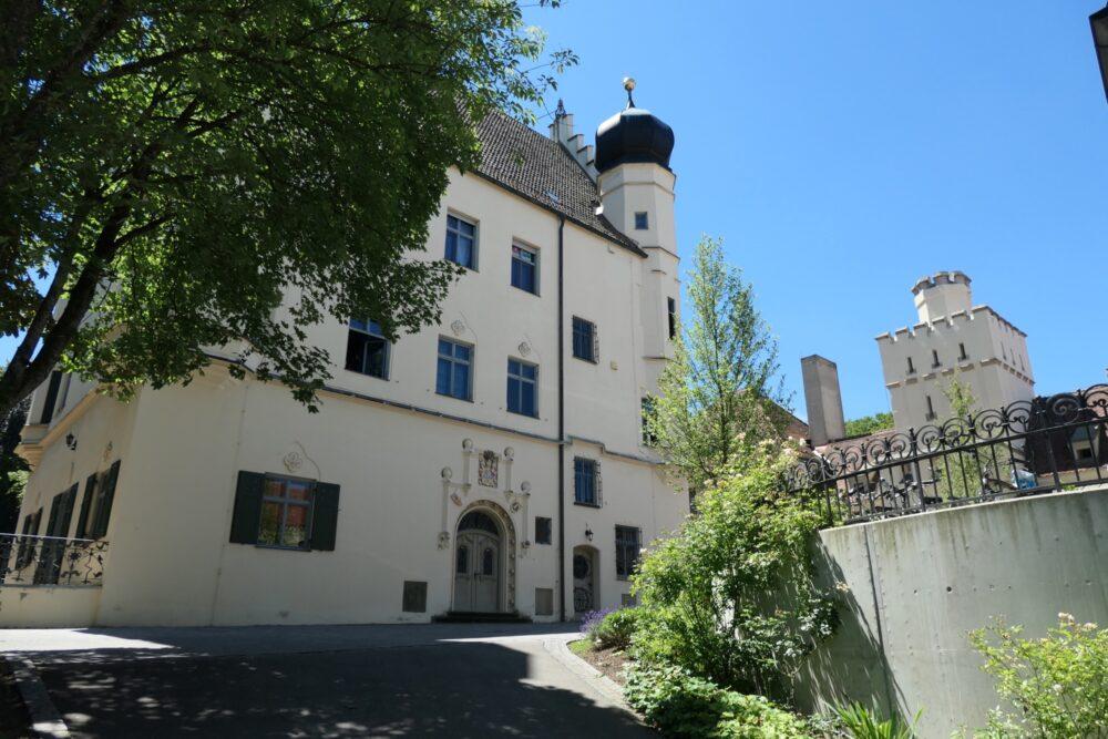Hurlach Castle