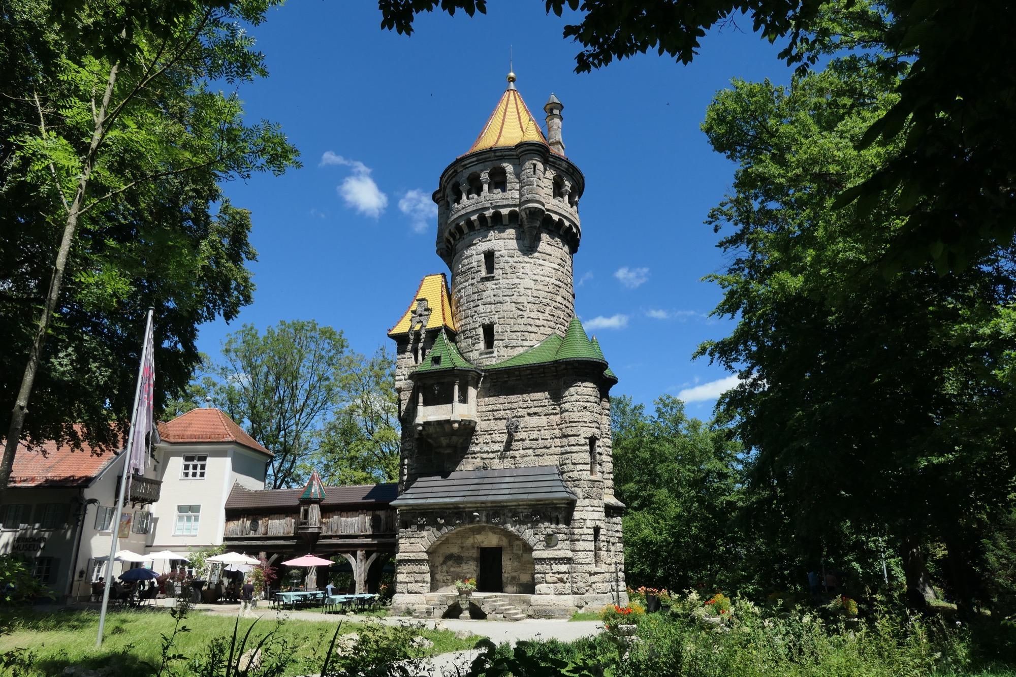 Landsberg am Lech Mutterturm