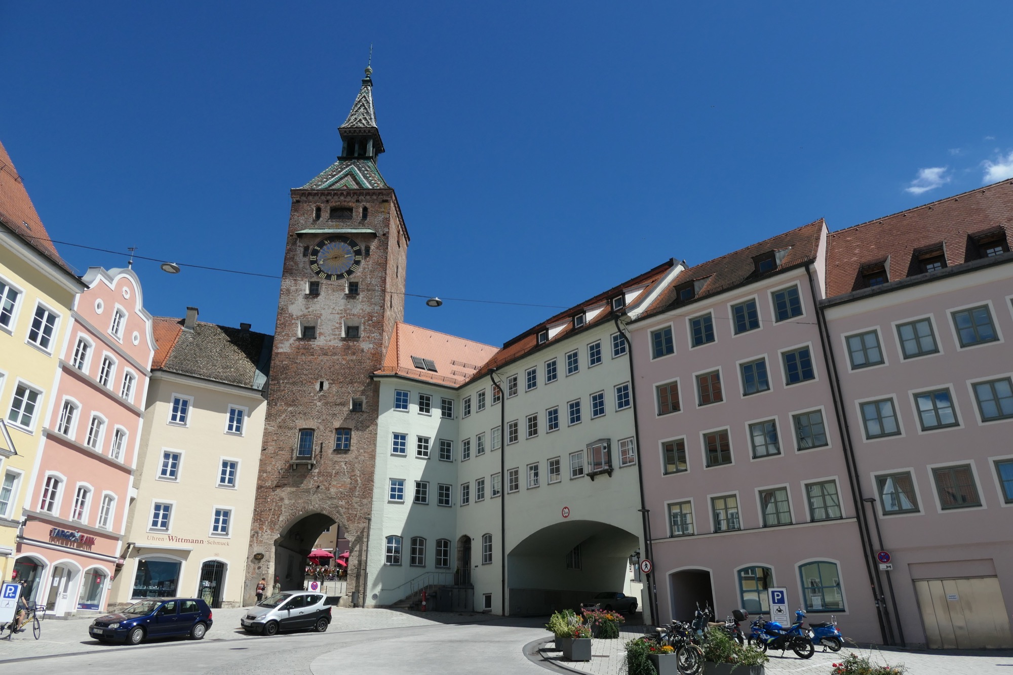 Landsberg am Lech Schmalzturm
