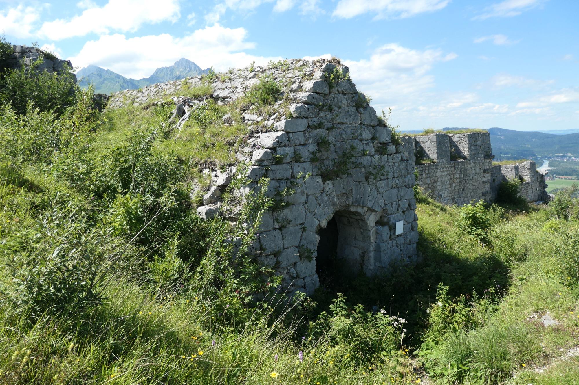 Stone-House at Schlosskopf