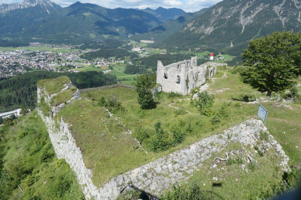 Panorama at Schlosskopf