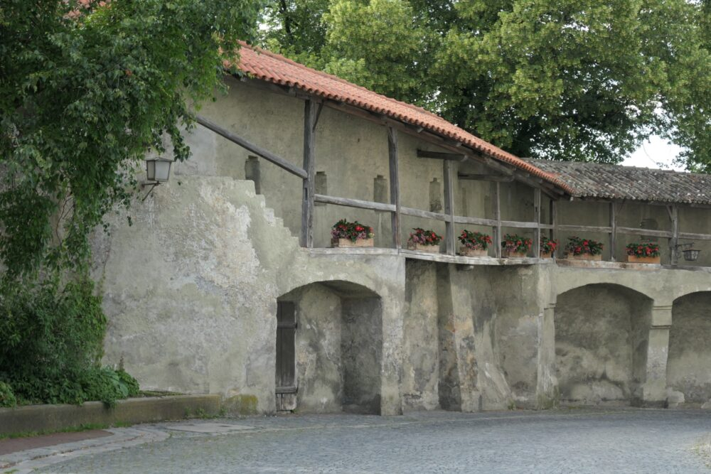 Schongau Medieval City Wall