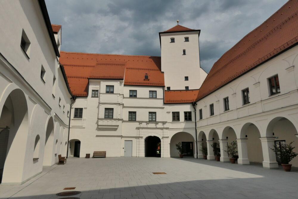 Wittelsbacher Castle Friedberg