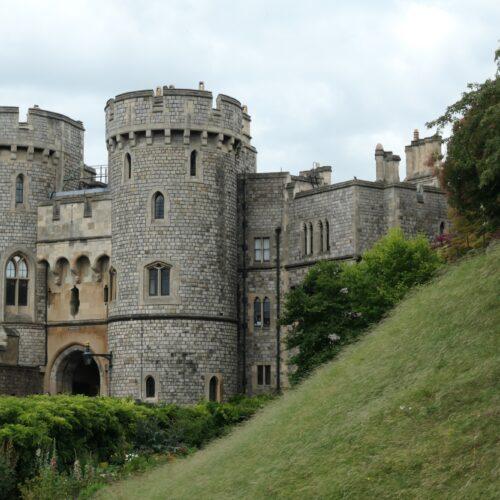Normal Gate at Windsor Castle