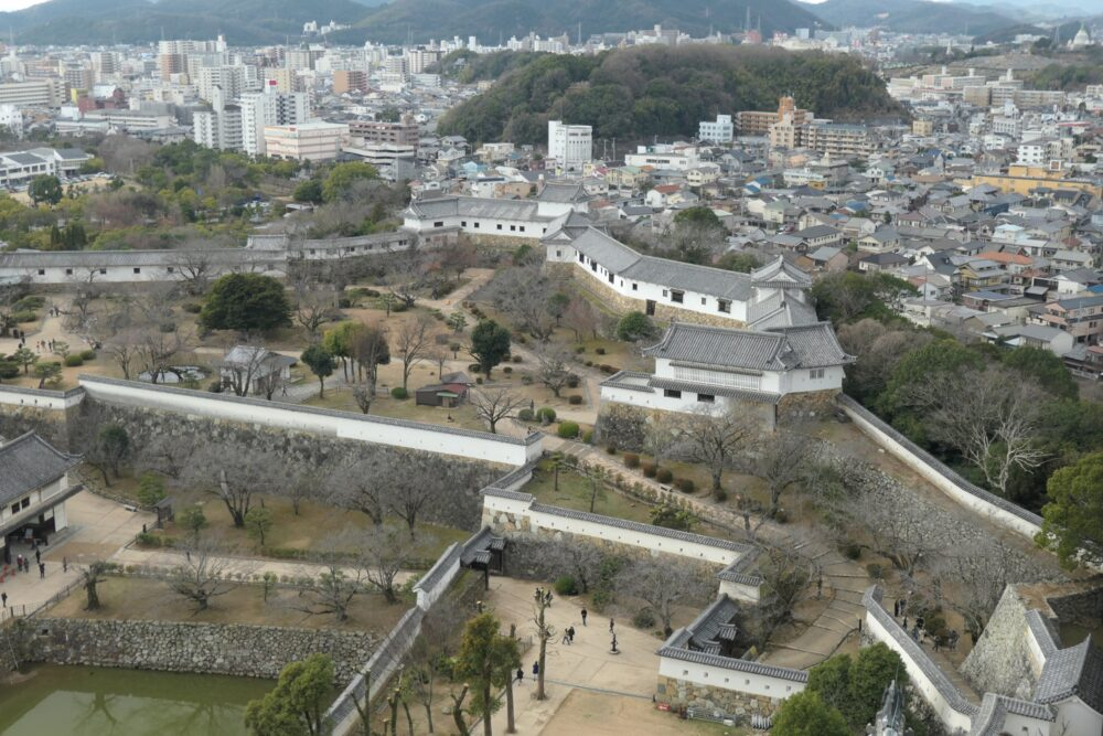 Himeji Castle Complex