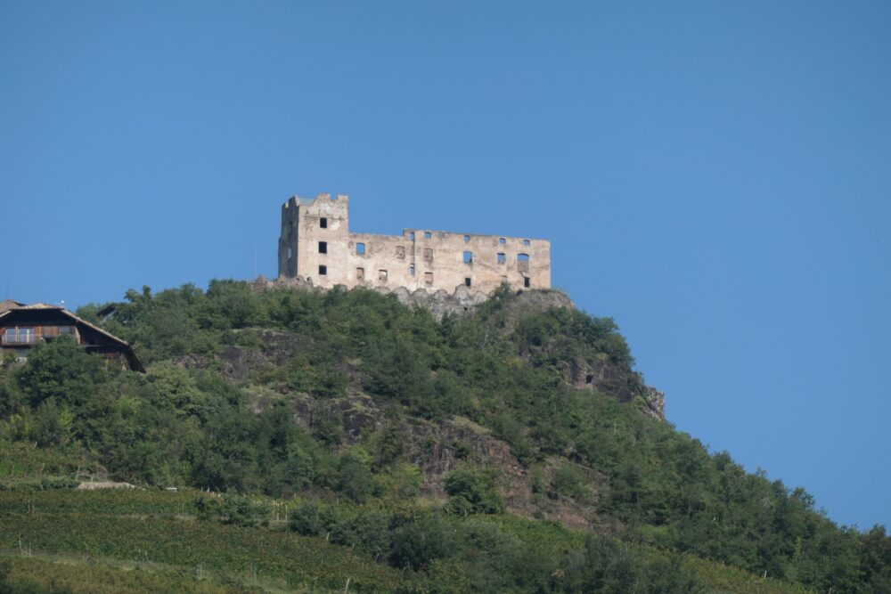 Castle Rafenstein in Bolzano