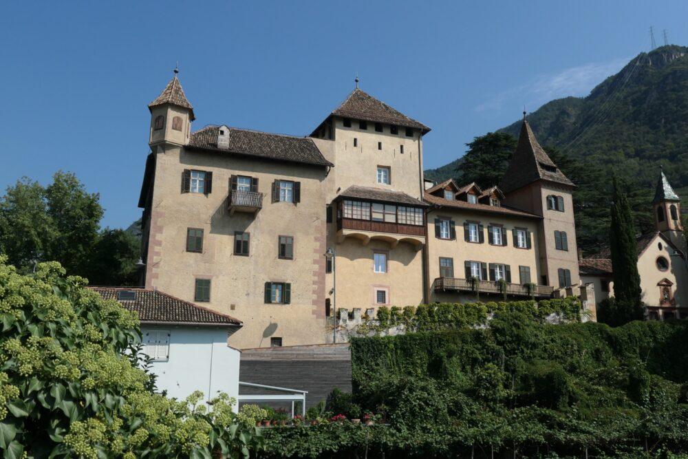 Castle Rendelstein (Italian: Castel Rendelstein or Rendlstein) in Bolzano