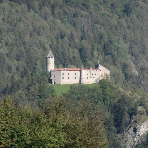 Castle Sprechenstein, a.k.a. Castel Pietra