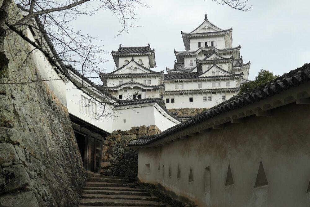 Himeji Castle Loophole Maze