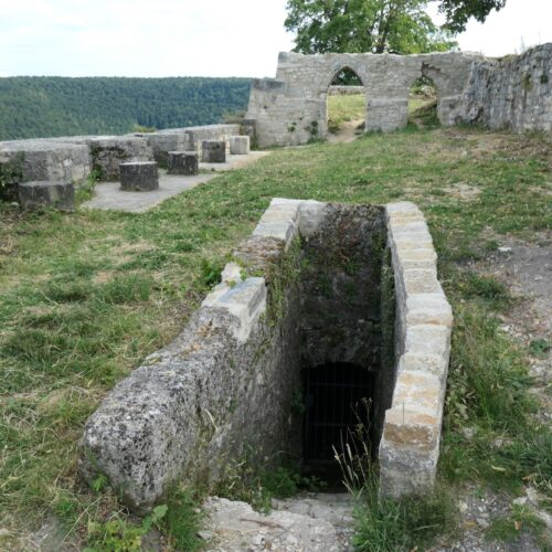 Hohenurach Basement Entrance