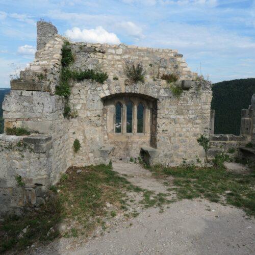 Hohenurach Church Window