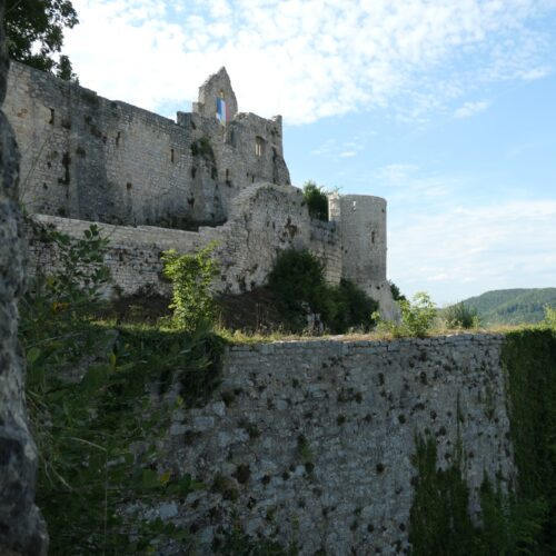 Hohenurach Outer Bastions
