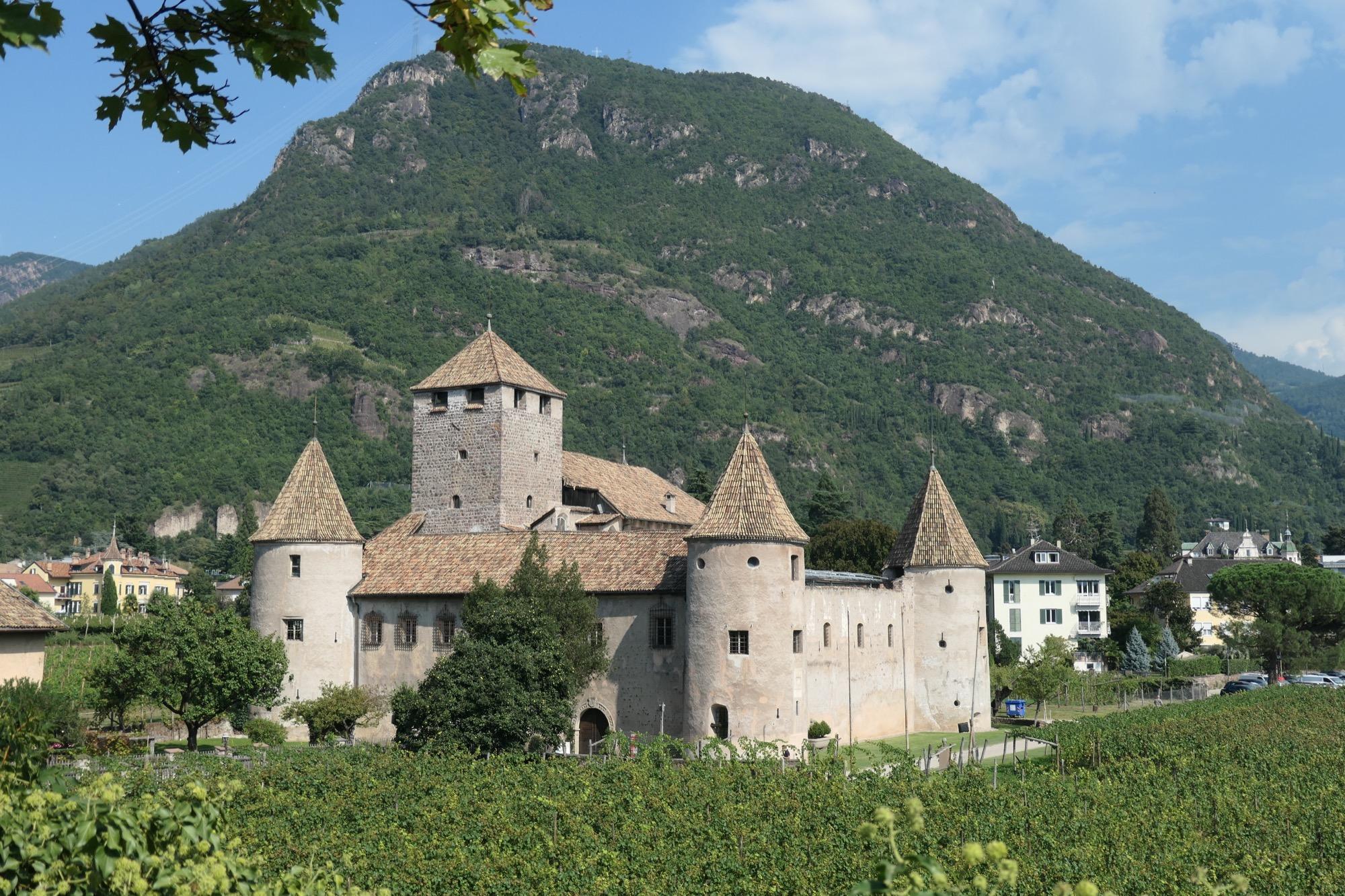 Maretsch Castle / Castel Mareccio in Bolzano