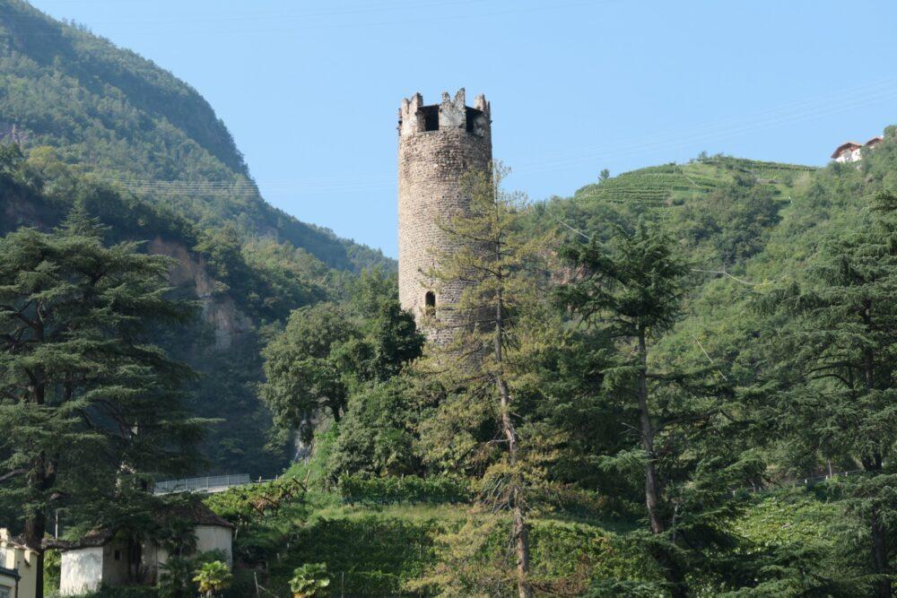 Treuenstein Castle in Bolzano, South Tyrol, Italy