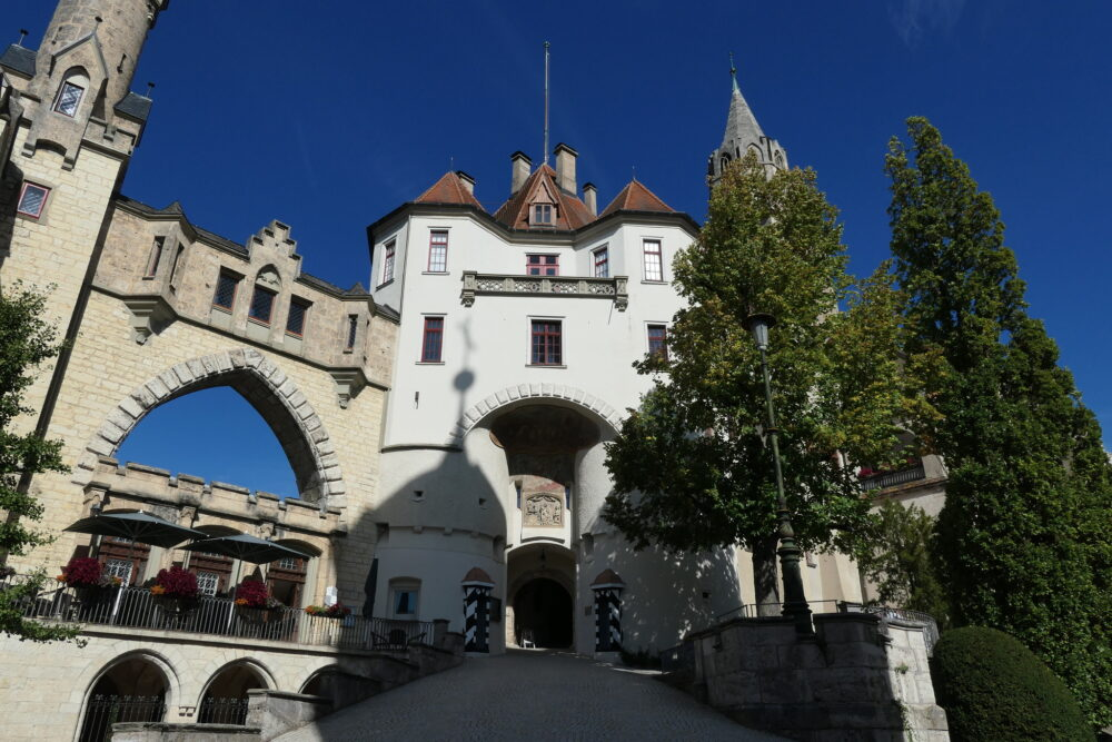 Main Gate at Castle Sigmaringen