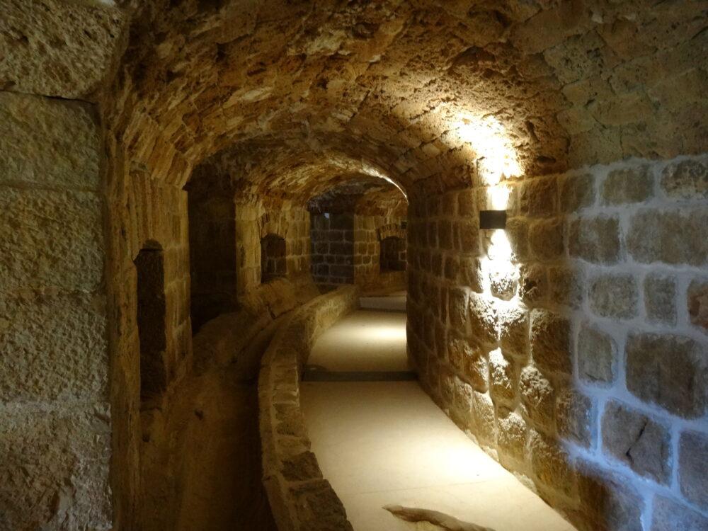 Dubrovnik Inside Fort Lovrijenac