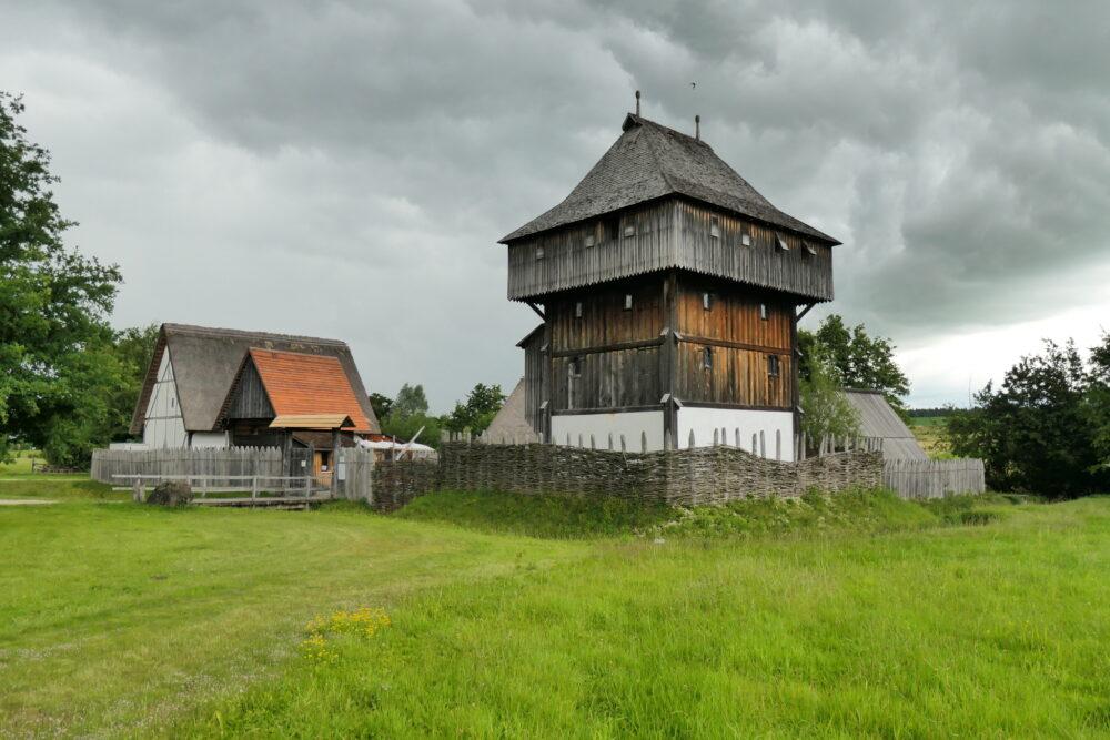 Timber Castle Bachritterburg Kanzach