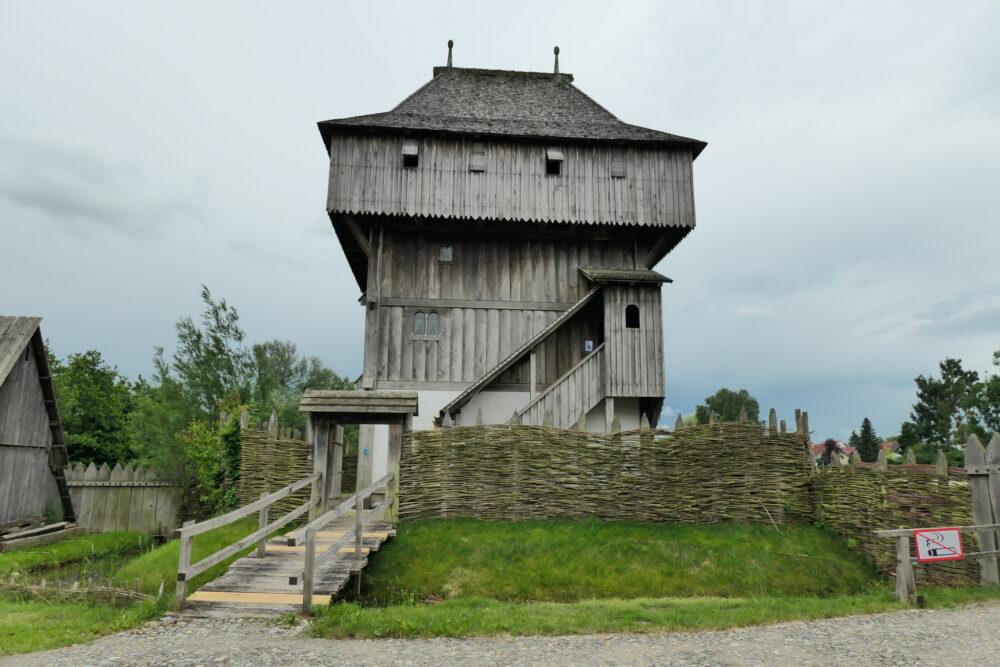 The Keep at Bachritterburg Kanzach