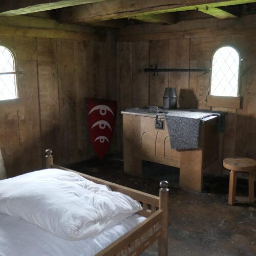 Knight's Bedroom