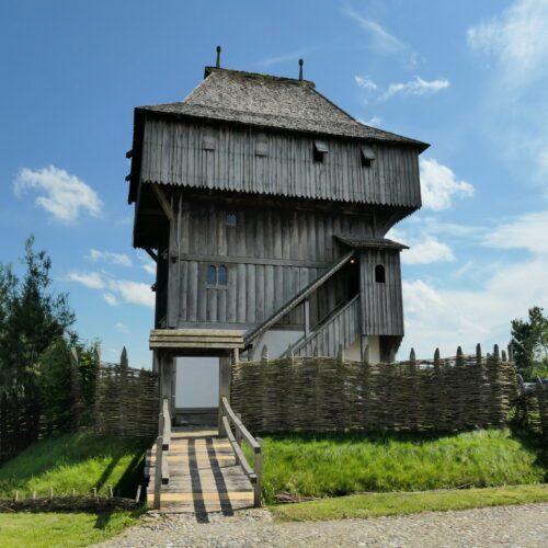 Timber Castle Keep